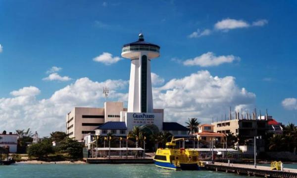 Канкуну нужен Центр управления морским движением