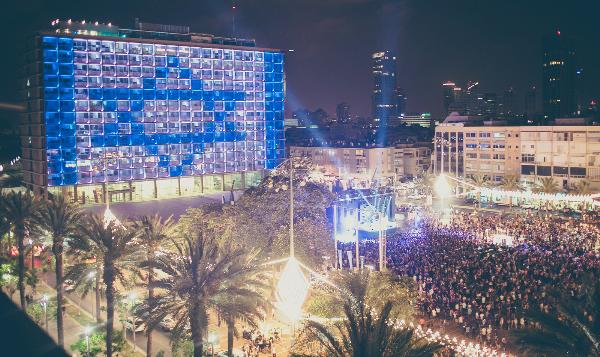«Евровидение 2019» пройдет в Тель-Авиве в период с 14 по 18 мая
