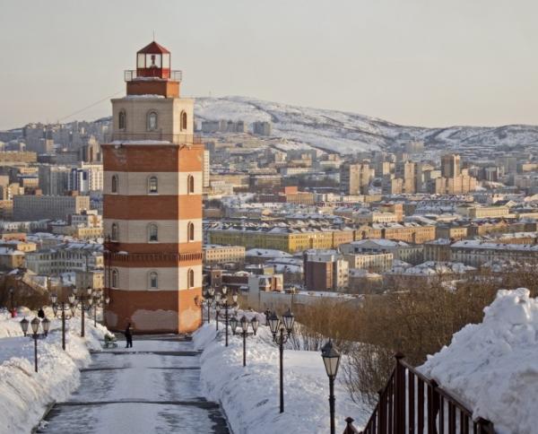 Число посещающих Мурманскую область зарубежных туристов увеличилось в 1,5 раза за три года