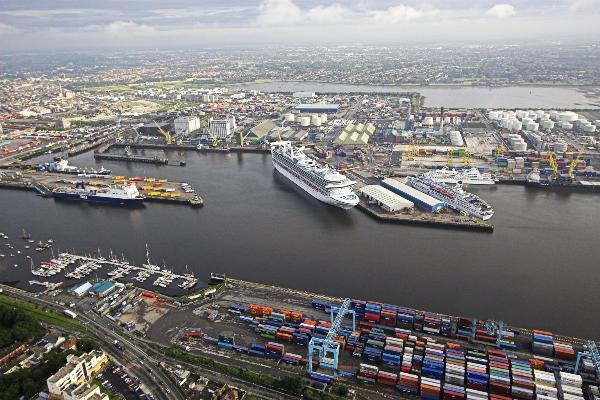 Порт Дублина признан лучшим в мире