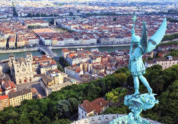 В 2019 году Лион и Хельсинки станут первыми «Европейскими столицами умного туризма»