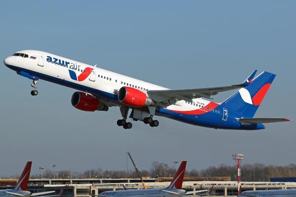 Авиакомпания AZUR air объявляет о смене аэропорта базирования в Москве