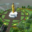 Стеклянный мост над рекой Меконг — новый туристический аттракцион в Таиланде