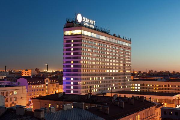 AZIMUT Отель Санкт-Петербург — партнер Ломоносовской Ассамблеи