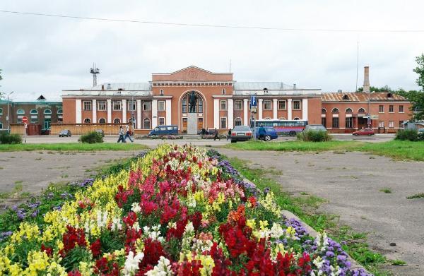 В Котласе протестировали первую железнодорожную экскурсию