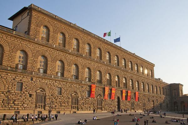 В палаццо Питти откроется для публики «Зал Бона» с фресками Бернардино Поччетти