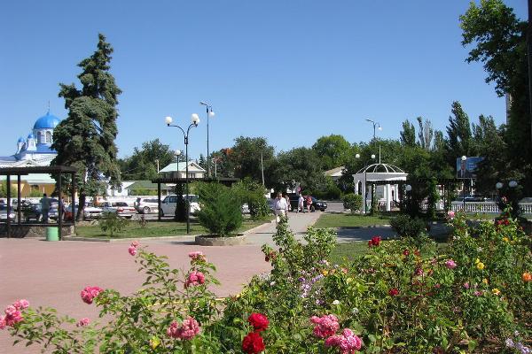 Крымским Сакам обещают статус курортного города