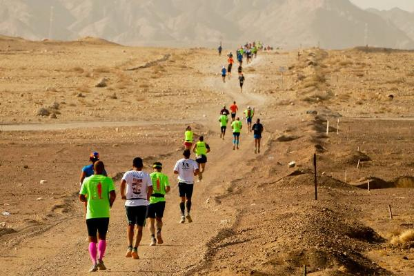 Эйлатский марафон в пустыне состоится 30 ноября 2018 года