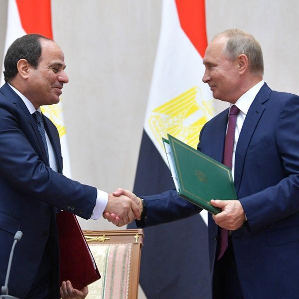 РФ и Египет возобновят авиасообщение в полном объеме