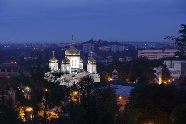 В городах Ставрополья началось благоустройство на средства курортного сбора