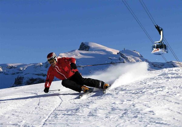 Специальные предложения от горнолыжных школ Швейцарии