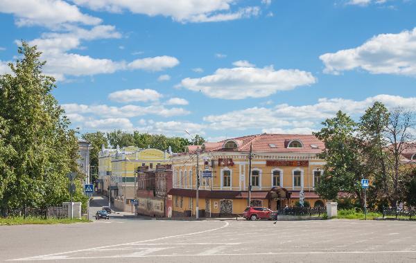 Гостиница стоимостью более 400 млн рублей открылась в историческом центре Серпухова