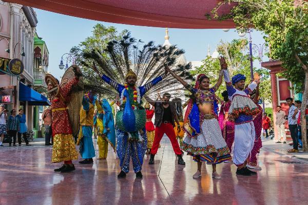 Тематический парк BOLLYWOOD PARKS™ Dubai представляет 11 новых шоу-программ из Индии