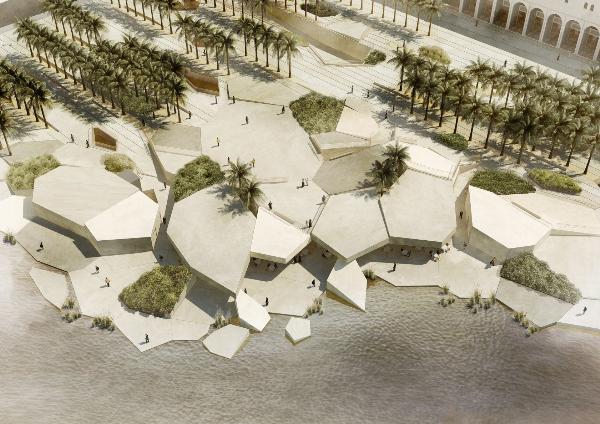 Объявлено о торжественном открытии нового культурного объекта Аль-Хосн