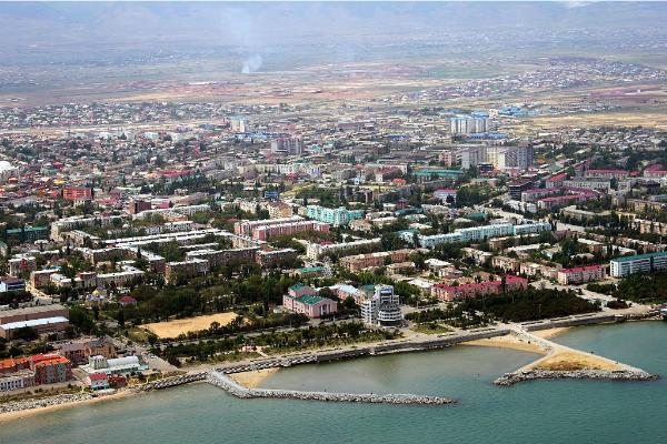 Пляж в Каспийске планируют благоустроить за 20 млн рублей