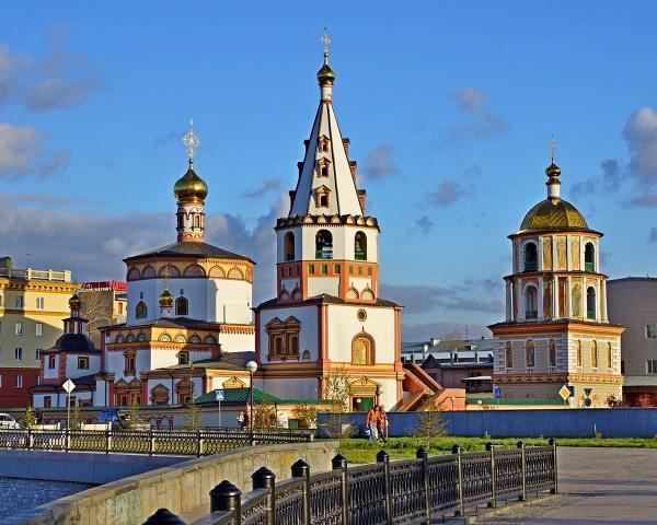 За девять месяцев Иркутскую область посетили 1,2 млн туристов