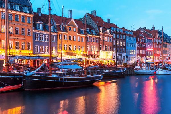 Копенгаген возглавил список городов, которые стоит посетить, по версии Lonely Planet