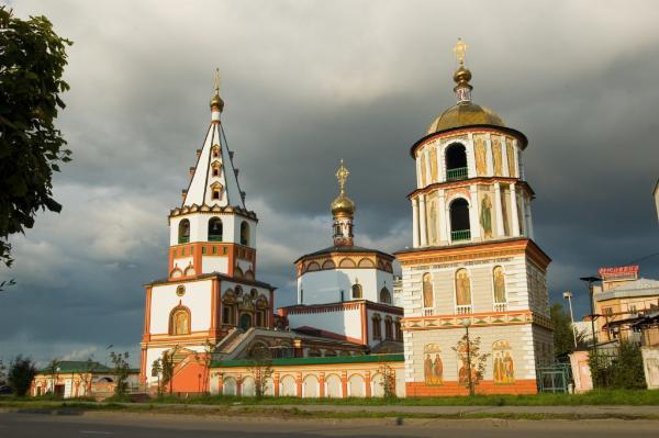 Летом иностранцы чаще всего посещали Иркутск, Калининград и две столицы