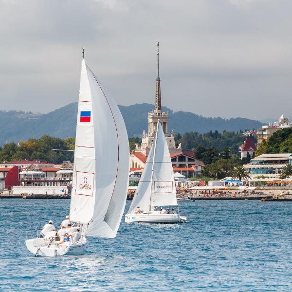 Кубань и Крым намерены совместно развивать яхтинг