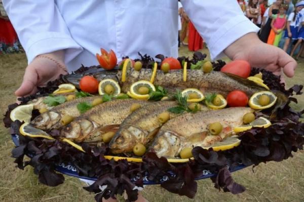 Рыбный фестиваль в стиле slow food пройдет в Подмосковье
