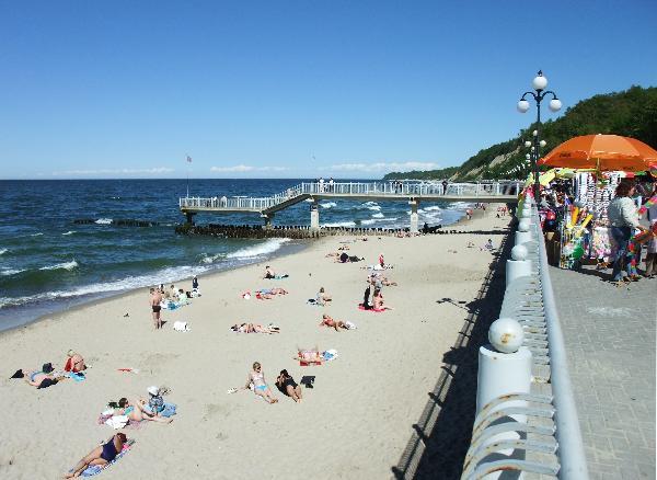 Власти намерены сократить финансирование пляжей Калининградской области