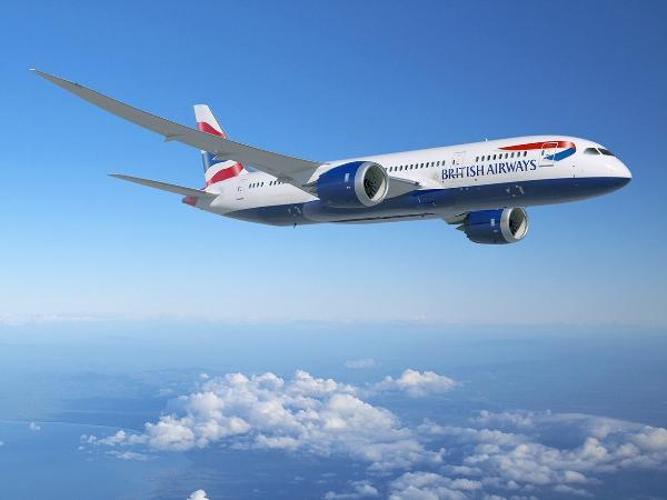 British Airways теперь летает в Шереметьево