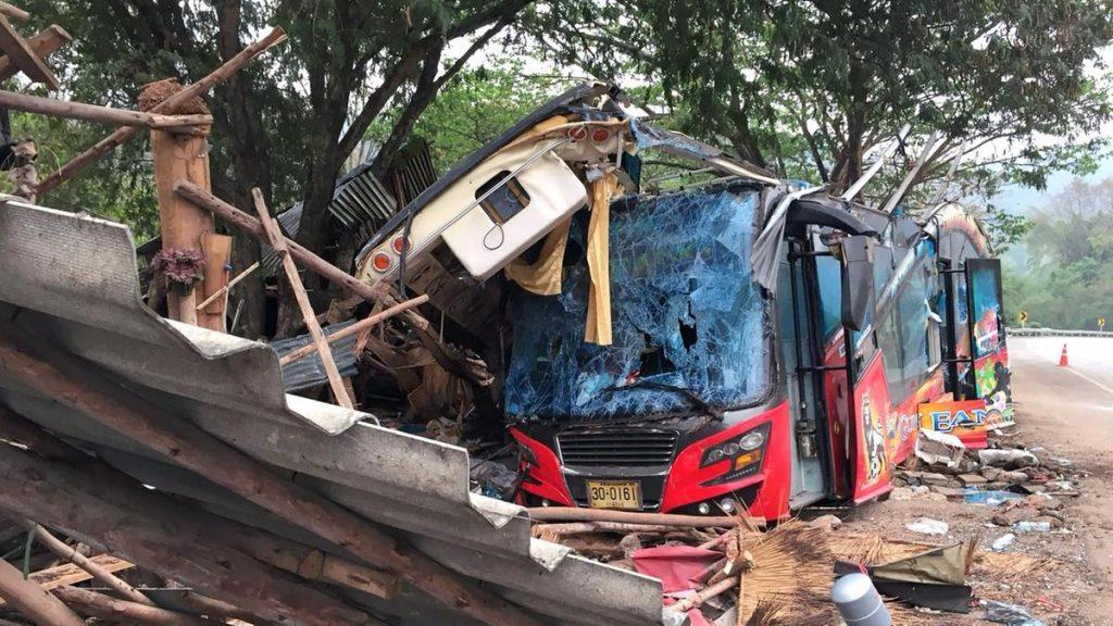 Аварии в Таиланде — почти 11 тысяч погибших в этом году