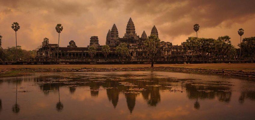 Как Таиланд пытался украсть Ангкор-Ват из Камбоджи и переместить его в Бангкок