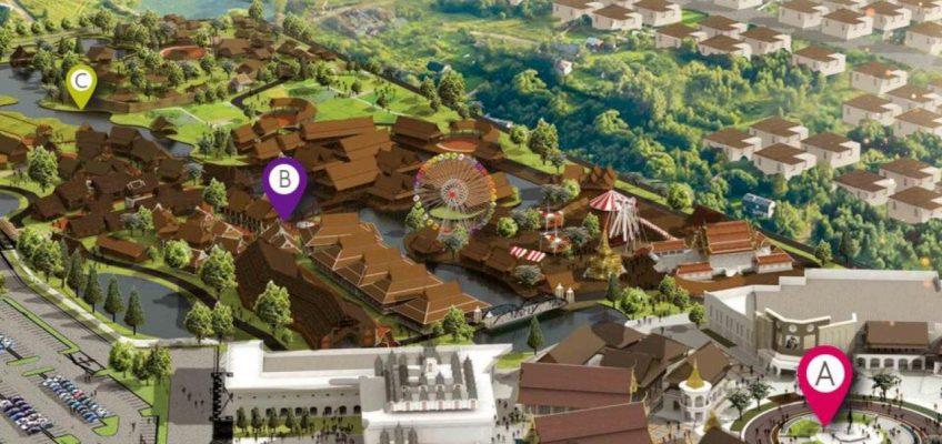 Легенда Сиама — новый тематический парк в Паттайе (ВИДЕО)