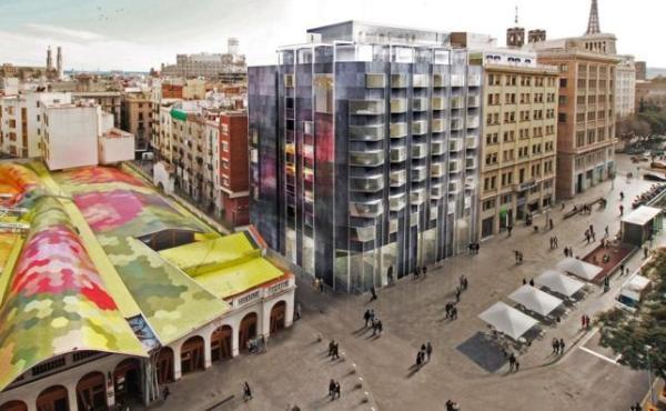 Пятизвездочный отель Edition открылся в Барселоне