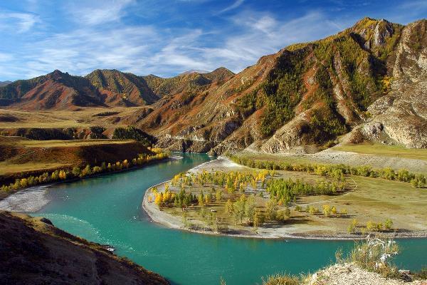 Алтайский край представит туристический потенциал на форуме в Казахстане