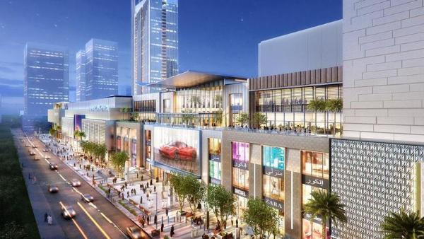 Новый молл в Абу-Даби договорился об открытии магазинов с 40 брендами