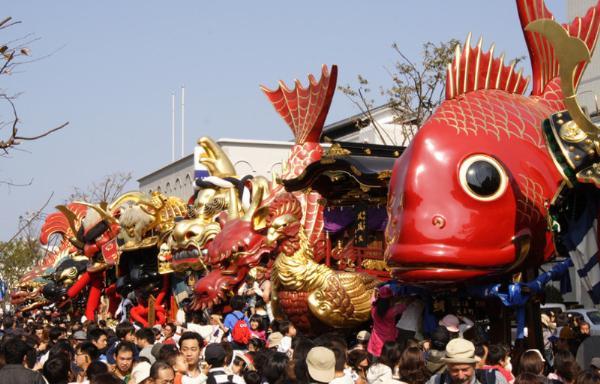 На острове Кюсю проведут фестиваль Карацу Кунчи