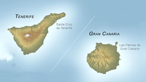 Через миллионы лет Гран-Канария и Тенерифе могут образовать один остров