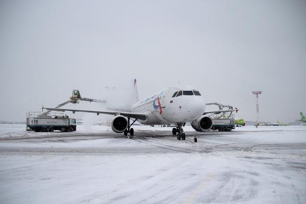 Аэропорт Домодедово провел подготовку к осенне-зимнему периоду навигации