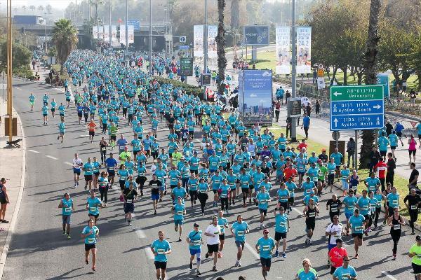 Сезон марафонов 2019 в Израиле