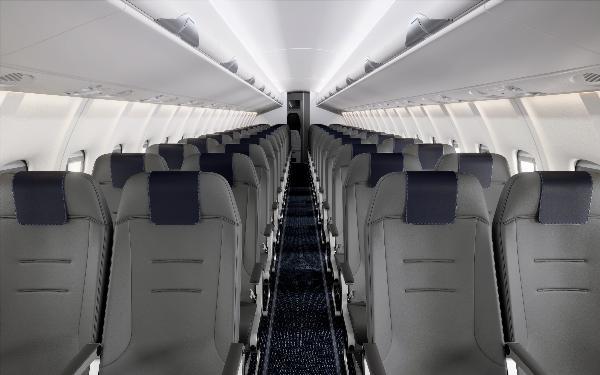 Finnair вводит новый класс Premium Economy и обновляет салон самолетов ATR