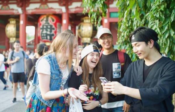 WappinGuide: необычное приложение для туристов запустят в Японии