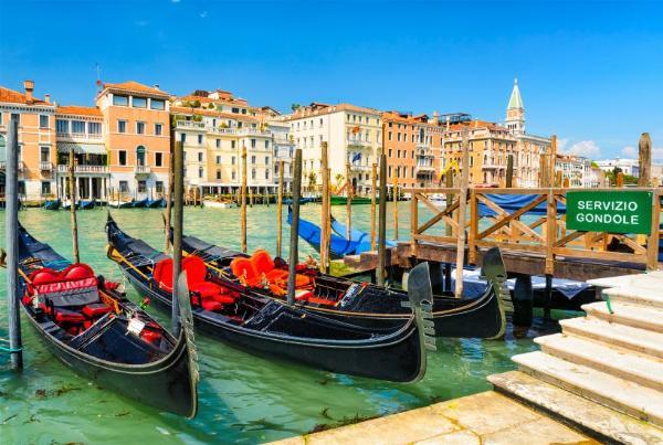 Российский сервис будет бронировать водные маршруты по Венеции