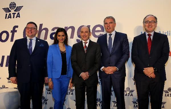 Исполнительный директор Qatar Airways принял участие в конференции ИАТА «Крылья Перемен»