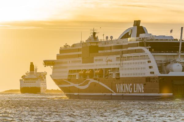 Viking Line отчитался о приросте российских пассажиров