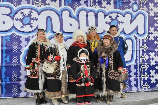 В Красноярском крае открылся фестиваль, посвященный традициям коренных народов Таймыра