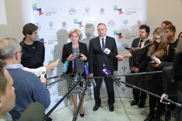 На ПМКФ обсудили идеи привлечения иностранных туристов в РФ