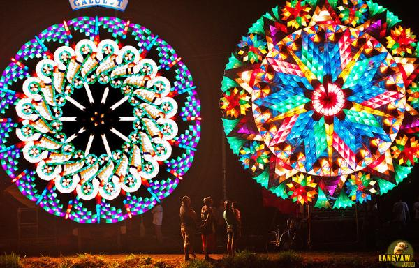 На филиппинском острове Лусон проведут Фестиваль фонарей-гигантов