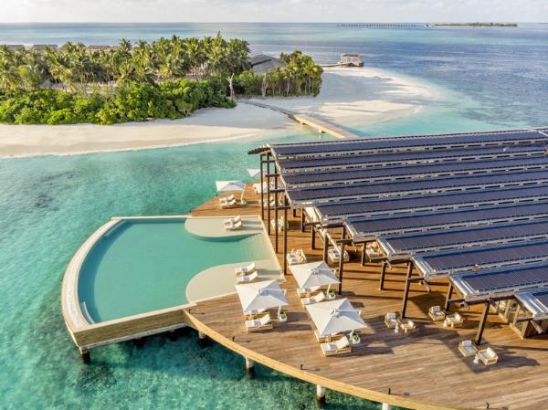 Открытие Kudadoo Private Island – частного острова-отеля на Мальдивских островах