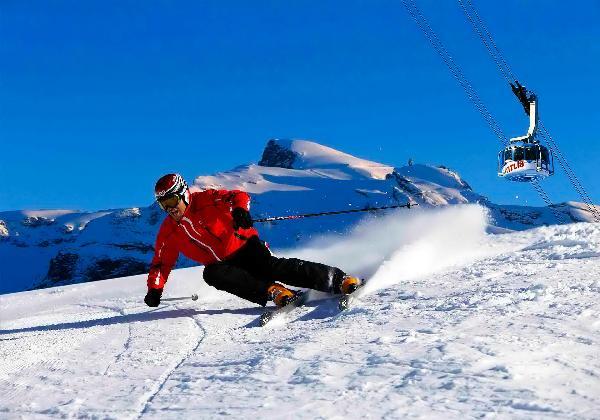 Новые скидки и специальные предложения действуют на швейцарских склонах в этом сезоне