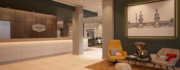 В Берлине открылся третий отель бренда Hampton by Hilton