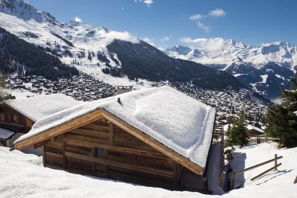 Вербье - лучший курорт Швейцарии