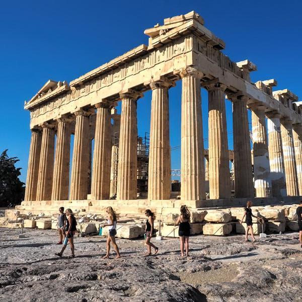 В Афинах завершился перекрестный год туризма РФ и Греции