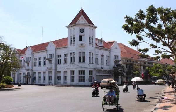 Старый город Сурабаи стал туристическим направлением